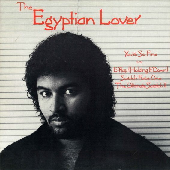 The Egyptian Lover. Изображение № 18.