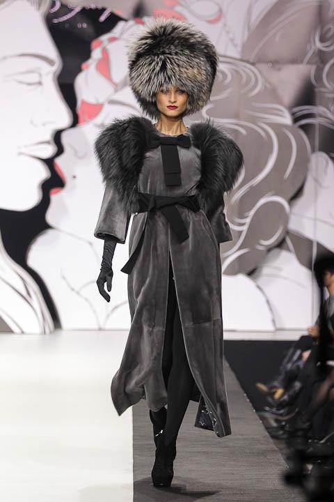"""Коллекция """"La Femme Magnifique"""" Модного Дома Игоря Гуляева. Изображение № 37."""