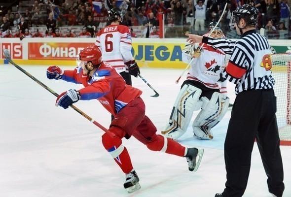 Сборная России похоккею вновь стала чемпионом мира. Изображение № 14.