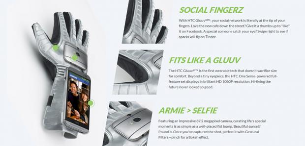 1 апреля: Samsung и HTC представили «умные» перчатки. Изображение № 8.