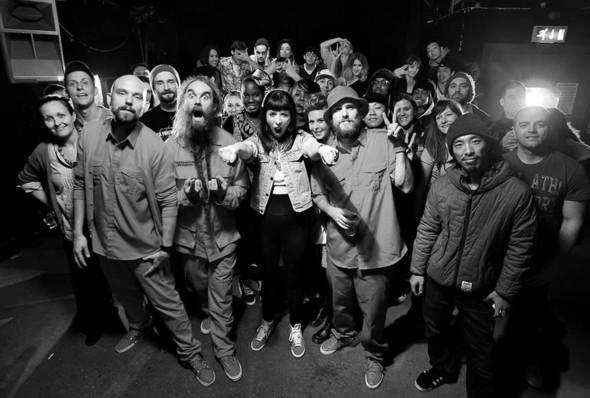 Looptroop Rockers: на злобу дня из Швеции. Изображение № 2.
