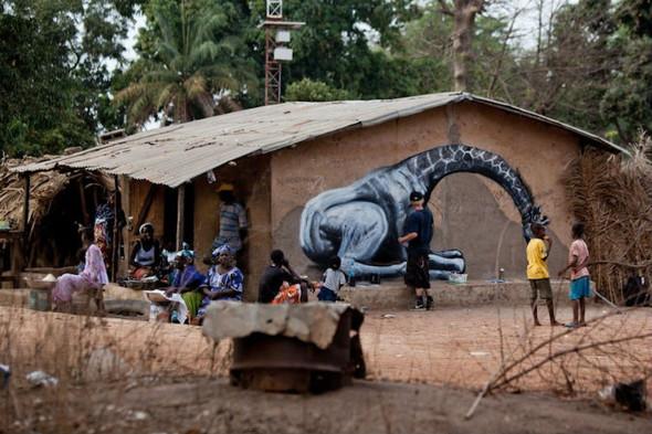 Лучшие стрит-арт проекты 2011 года. Изображение №38.