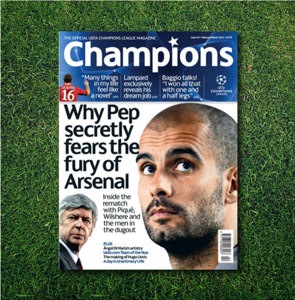 Заметки на полях: Журналы о футболе, которые на самом деле интересно читать. Изображение №28.