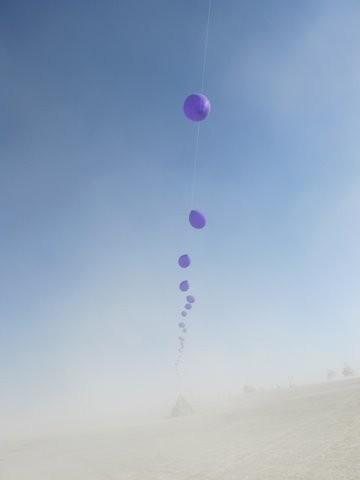 Burning Man 2011. Пыль и шарики. Изображение № 5.