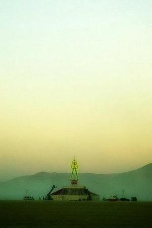 """Фестиваль """"Burning Man! """" вНеваде. Изображение № 19."""