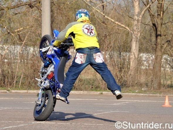 """Moscow Stunt Riding"". Изображение № 3."