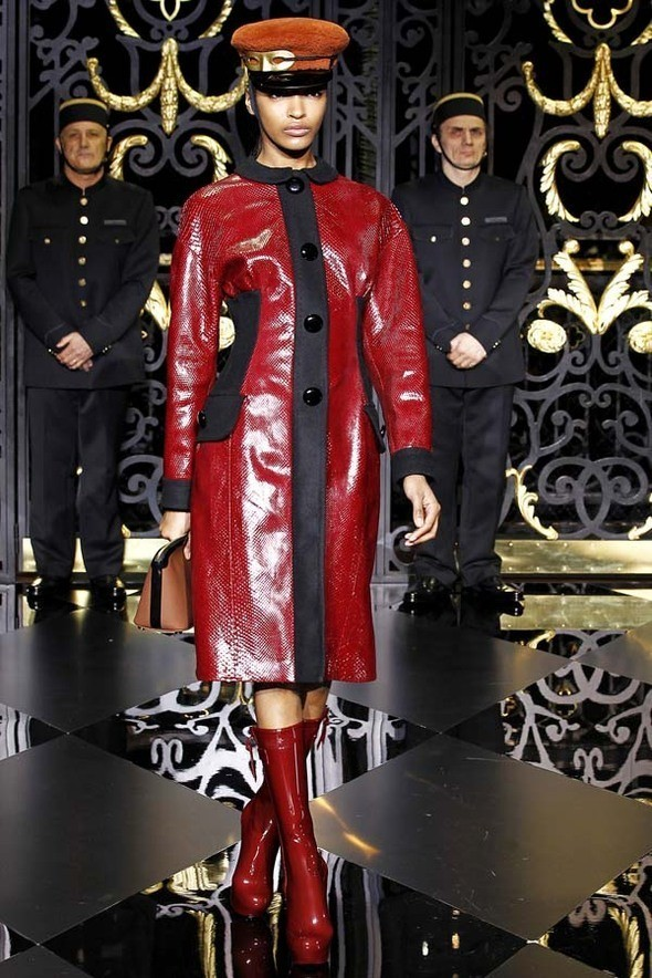 Изображение 29. Louis Vuitton Fall 2011.. Изображение № 29.