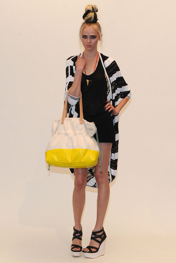 New York Fashion Week Spring 2012: День четвертый. Изображение № 29.
