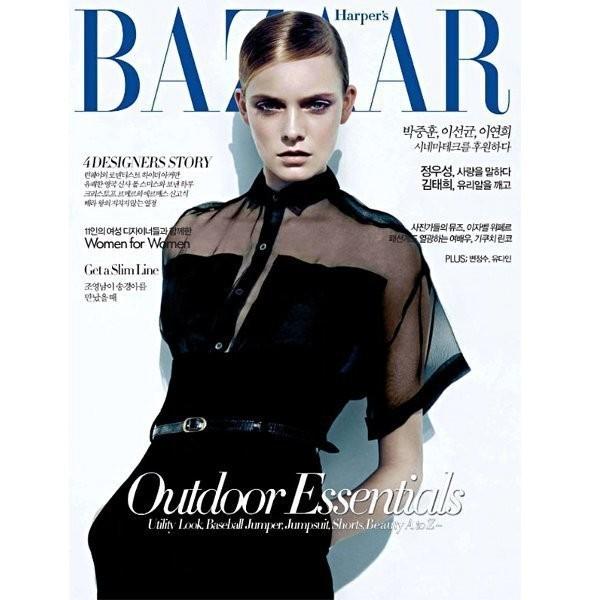 Изображение 5. Обложки: Elle, Harper's Bazaar и другие.. Изображение № 5.