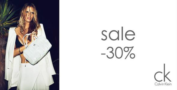 Sale -30% в Calvin Klein Jeans и ck Calvin Klein. Изображение № 2.