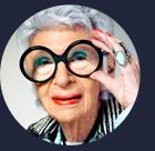 Почему Карл Лагерфельд неснимает очки, аСьюзи Менкес носит чуб. Изображение № 12.