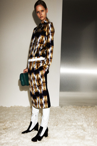 Celine Pre-Fall 2012. Изображение № 19.