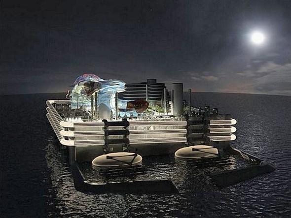 Мечты о другой жизни: Архитектура на грани реальности. Изображение № 47.