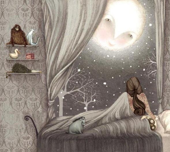 Изображение 20. Сказки на ночь от Лизы Эванс (Lisa Evans).. Изображение № 33.