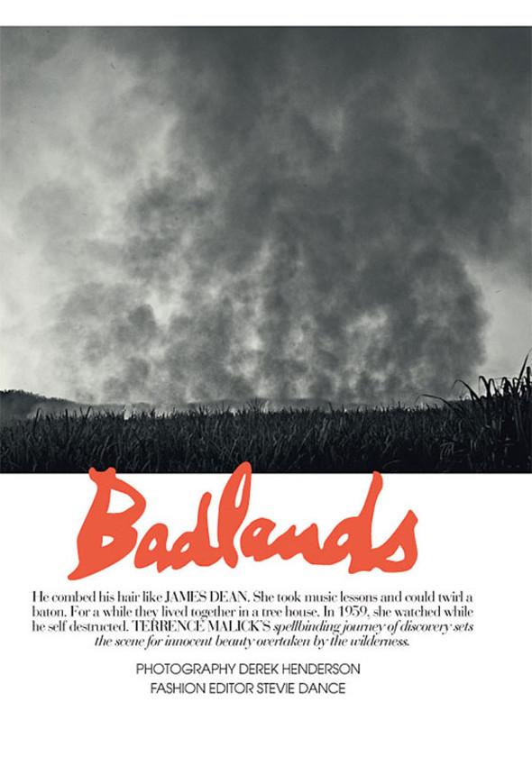 Badlands дляRussh. Изображение № 2.