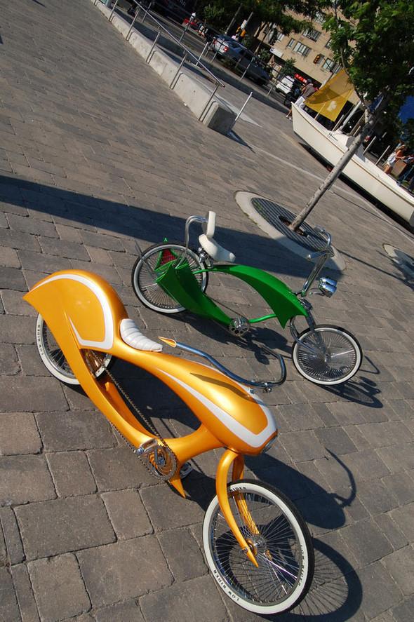 Невероятные велосипеды Джейсона Баттерсби. Изображение № 3.