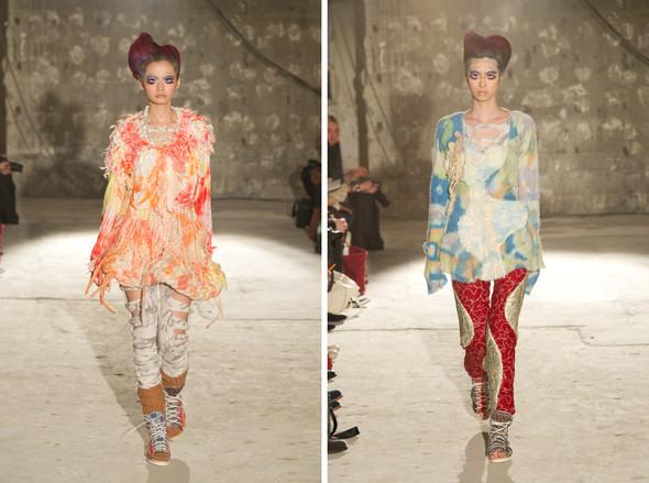 Japan Fashion Week AW 2010 - 2011. Изображение № 35.