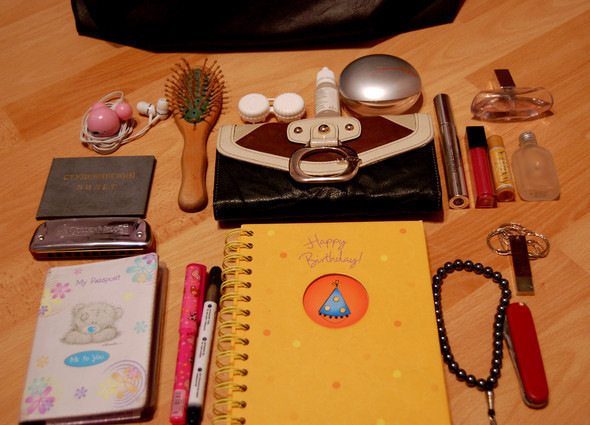 Look atMe: What's inyour bag?. Изображение № 17.
