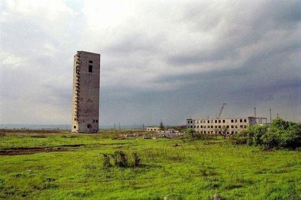 Заброшенная фабрика, Стаханов, Украина. Изображение № 10.