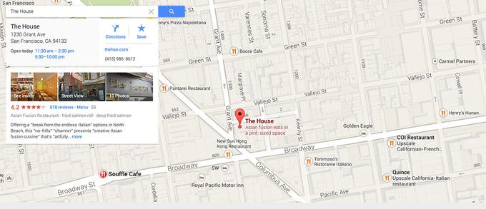 Компания Google представила масштабное обновление сервиса «Карты». Изображение № 1.