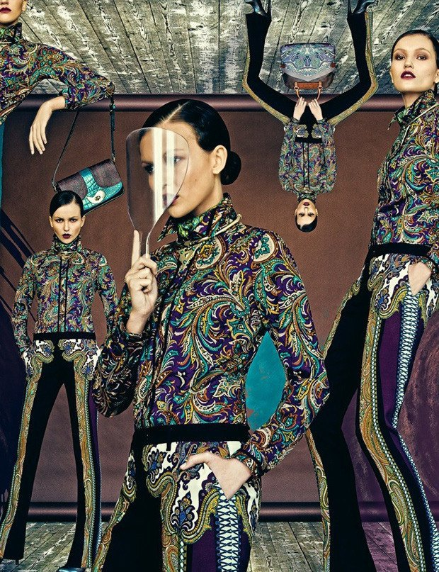 Катя Федорова, стилист  и редактор моды Interview. Изображение № 5.