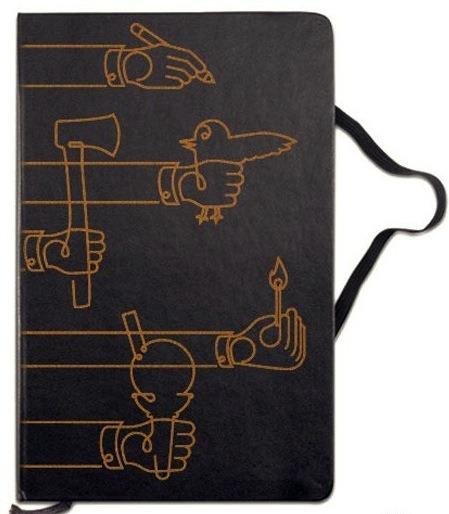 Как украсить свою записную книжку. Изображение № 6.