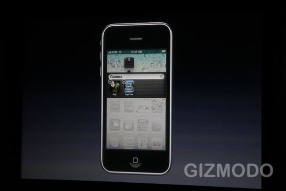 Apple представила iPhone OS 4.0. Изображение № 11.