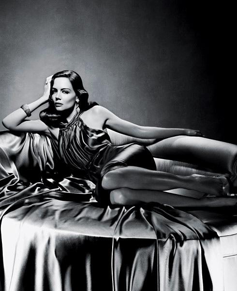 Кэти Холмс иТом Круз дляT Style Magazine (NY Times. 2008). Изображение № 3.