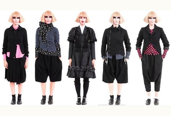 2008 Comme des Garçons для H&M. Изображение № 256.