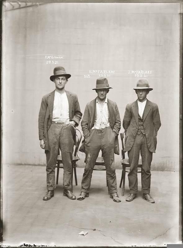Фотографии американских гангстеров начала 20 века. Изображение № 15.