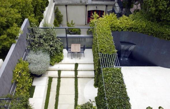 Зеленая резиденция SF от Lutsko Associates. Изображение № 1.