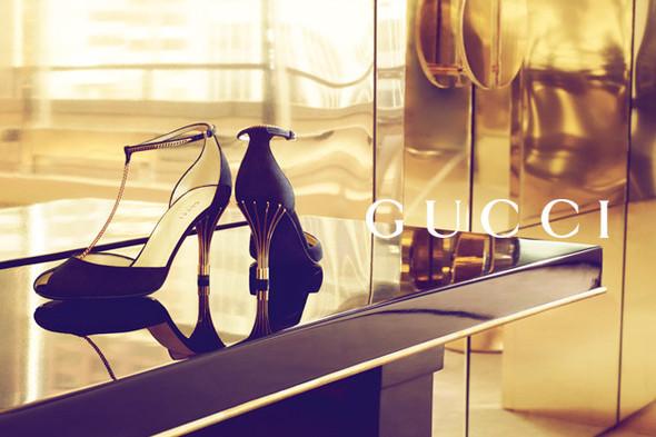 Кампания: Gucci SS 2012. Изображение № 12.