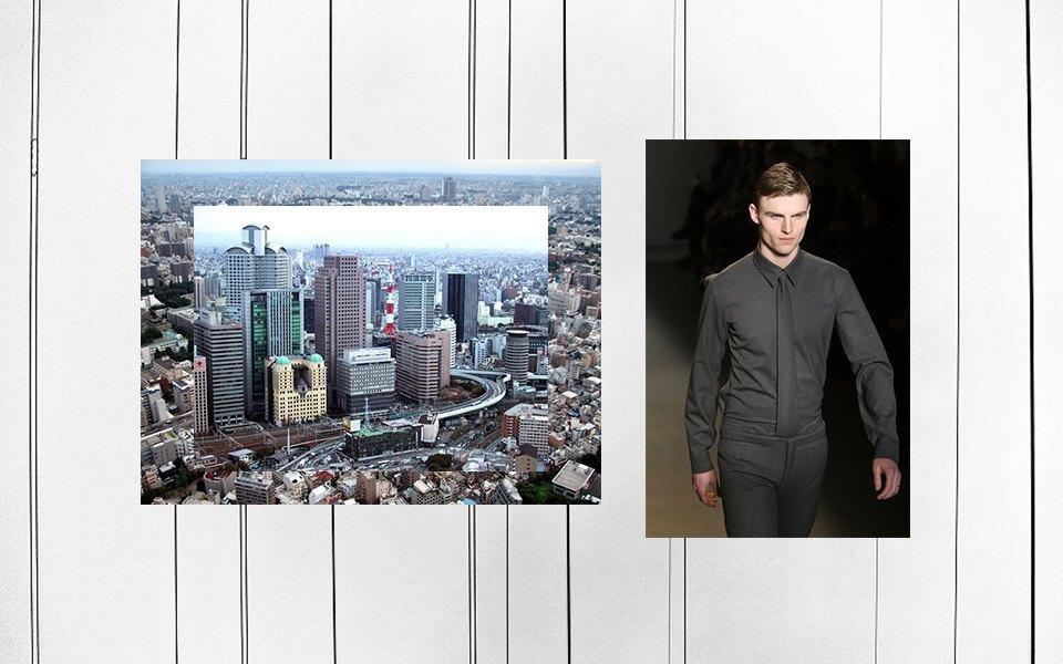Мужская одежда, город, минимализм. Изображение № 4.