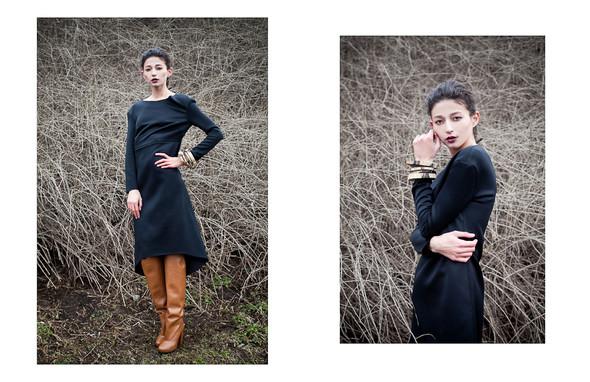 Изображение 14. Lookbook Kamenskayakononova f/w 2011/2012.. Изображение № 14.