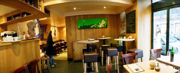 Изображение 25. Парижские кафе.. Изображение № 27.