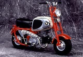 Honda Monkey Живая легенда. Изображение № 2.