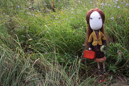 Takiyaje doll. Изображение № 5.