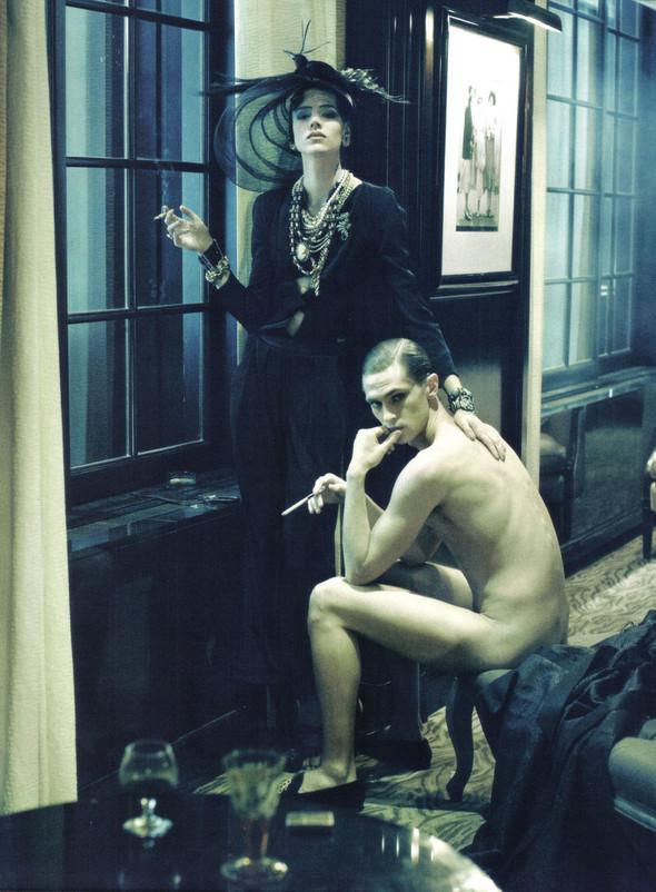 Vogue Italia March 2010. Изображение № 14.