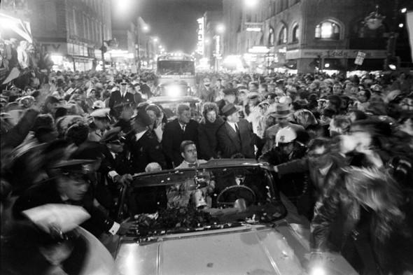 100 лет выборов в документальных фотографиях. Изображение № 29.