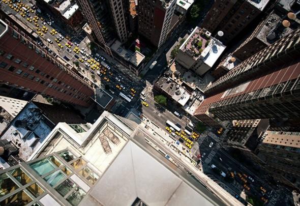 Взгляд сверху от Нэвида Барати. Изображение № 4.