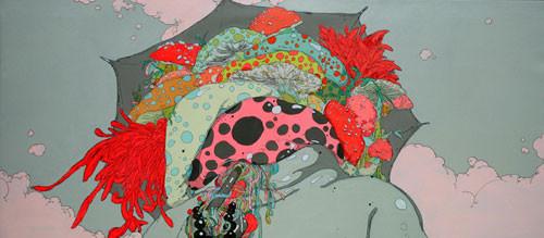 Китайские метаморфозы Чжоу Фэна. Изображение № 9.