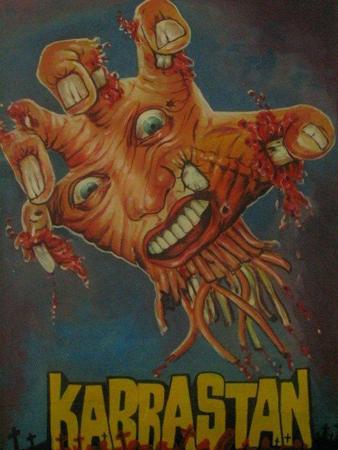 Афиши индийских фильмов ужасов. Изображение № 6.