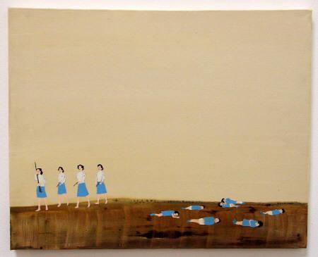 Канадский художник Marcel Dzama. Изображение № 17.