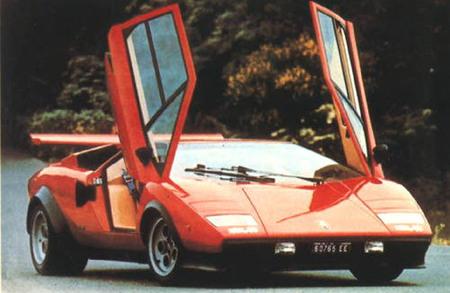 Lamborghini 1974 Countach LP400. Изображение № 9.