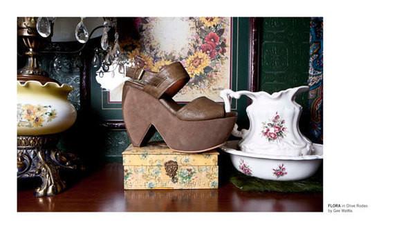 Изображение 19. Лукбуки обуви: Jeffrey Campbell, Modern Vintage и Solestruck.. Изображение № 35.