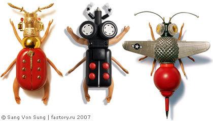 Игрушки изигрушек. Изображение № 16.