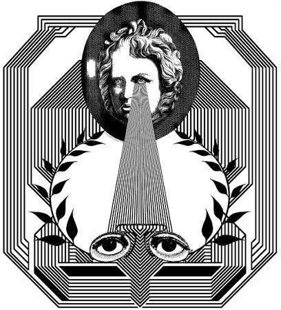 Клей, ножницы, бумага: 10 современных художников-коллажистов. Изображение № 12.