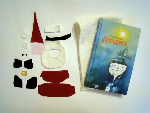 Cвоими руками: Christmas Bookeeper. Изображение № 3.