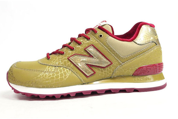 NEW BALANCE 574 YEAR OF THE DRAGON. Изображение № 3.