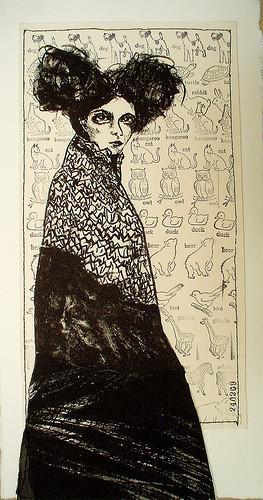 Мексиканская художница ERIKA KUHN. Изображение № 29.